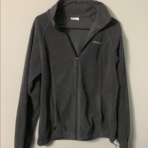 Zip-up Columbia jacket